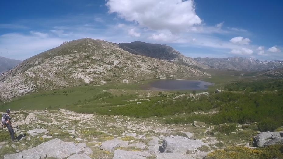 La randonnée du Lac de Nino à Vergio | Corse VTC
