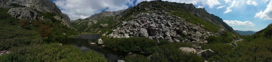 randonnée des Pozzi et du lac de Vitalaca à Bastelica | Corse VTC