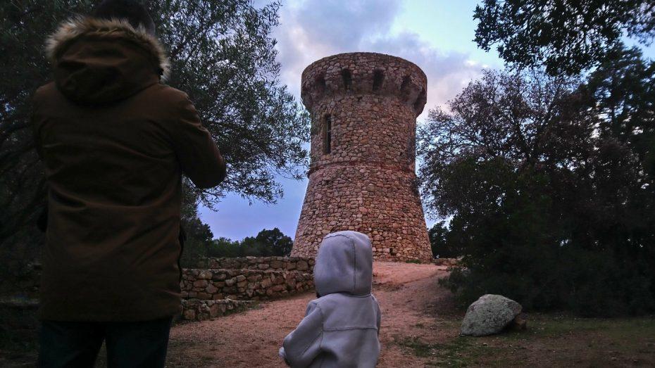 randonnée de la tour d'Isolella à Pietrosella | Corse VTC