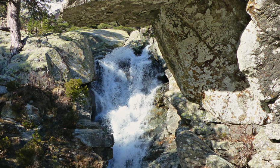 La raarandonnée de la Cascade des Anglais à Vizzavona | Corse VTCndonnée de la Cascade des Anglais à Vizzavona