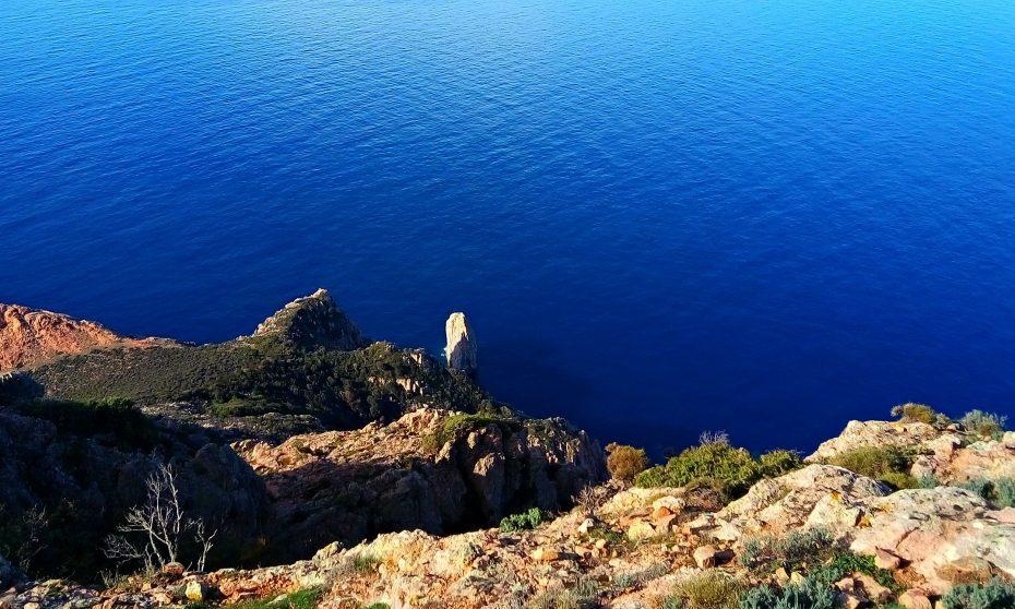 randonnée de la Tour de Capo Rosso à Piana | Corse VTC