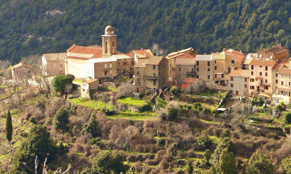 la randonnée du lac de Creno à Soccia | Corse VTC
