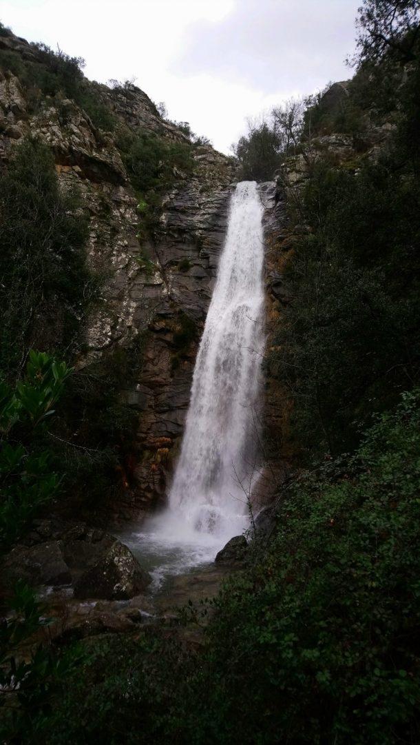 La randonnée de la cascade de Carnavale à Cauro | Corse VTC
