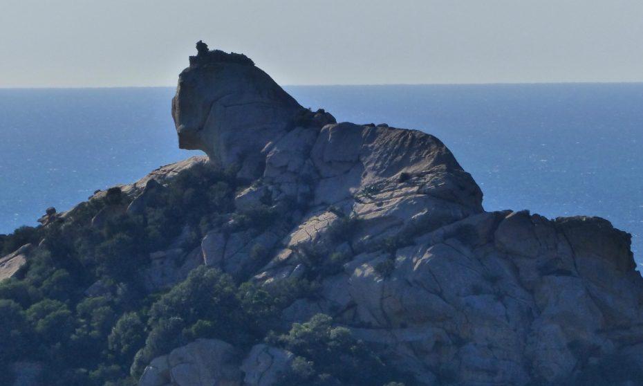 randonnée du lion de Roccapina à Sartène | Corse VTC