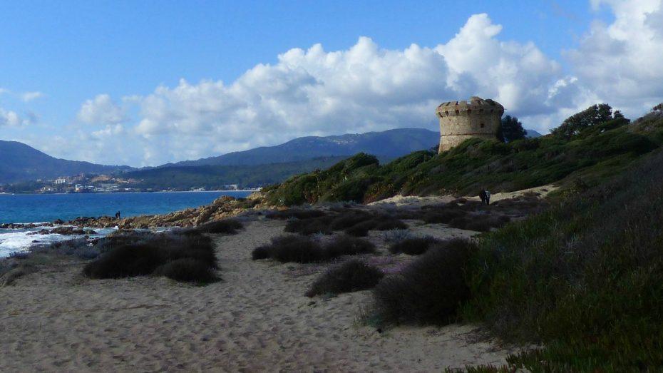 randonnée de la tour de Capitello à Porticcio | Corse VTC