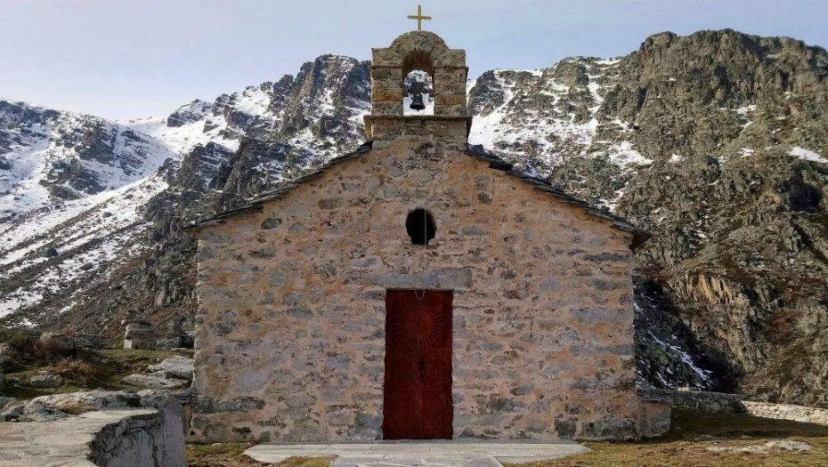 La randonnée de Sant Eliseu à St Pierre de Venaco | Corse VTC