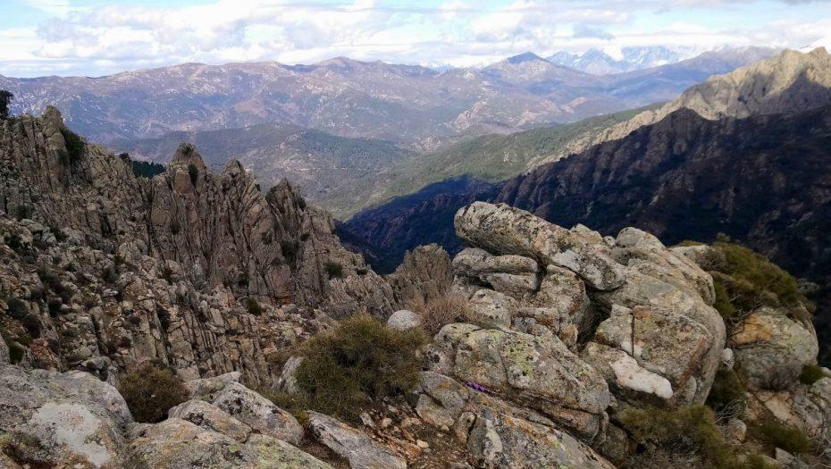 Randonnée de la Punta Urghjavari à Quasquara | Corse VTC