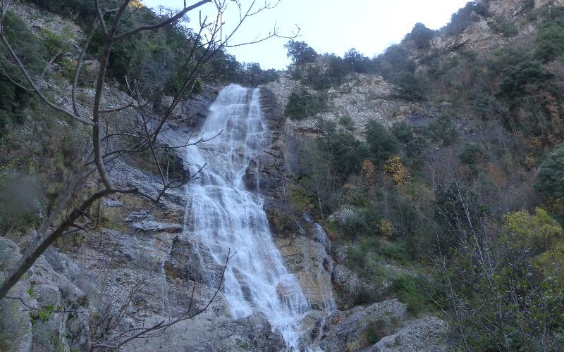 randonnée du voile de la Mariée à Bocognano | Corse VTC