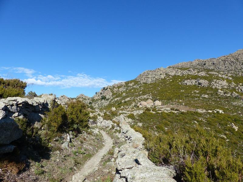 La randonnée du Monte Astu à Lama | Corse VTCa randonnée du Monte Astu à Lama