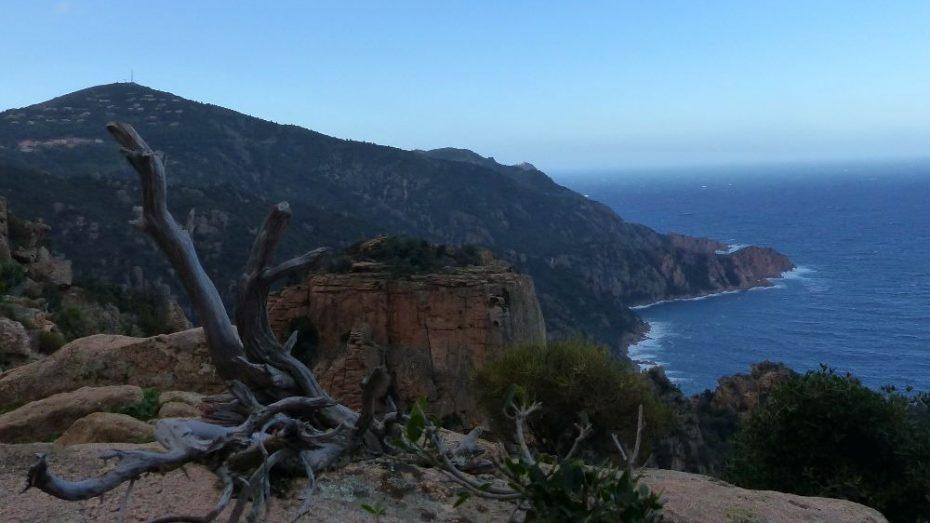 La randonnée du Château-fort à Piana | Corse VTC