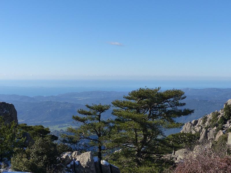 La randonnée de l'Omu di Cagna à Giannuccio | Corse VTC