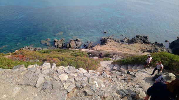 Excursion touristique à l'archipel des Sanguinaires en Corse   Corse VTC