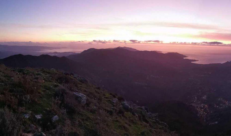Randonnée de la Punta San Damianu à Sari d' Orcino | Corse VTC