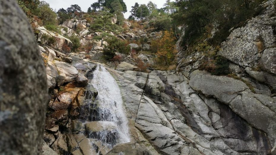 randonnée des cascades d Ortola à Bastelica en Corse | Corse VTC