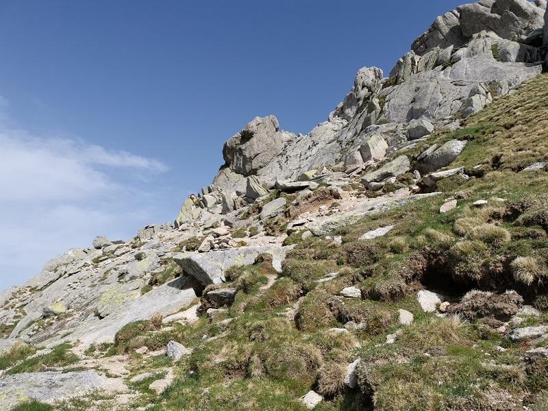 randonnée de la Punta dell Oriente à Vizzavona | Corse VTC
