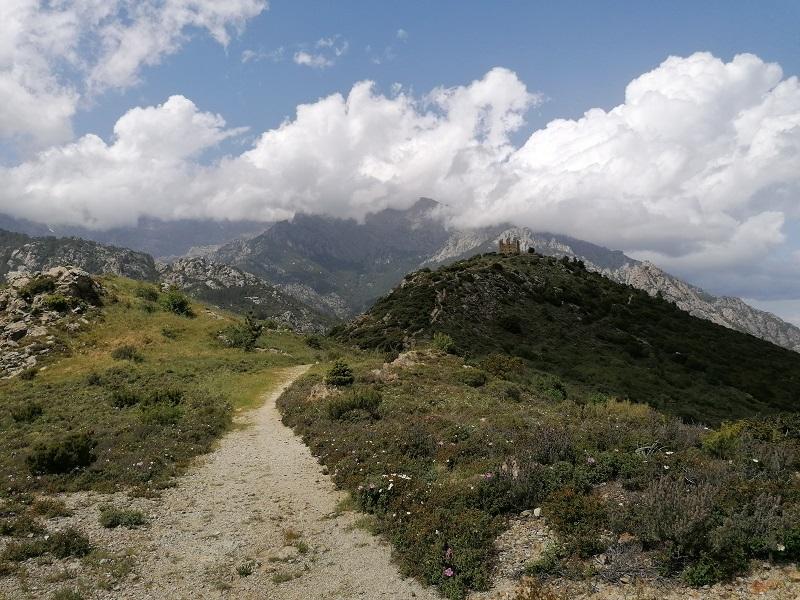 Randonnée du Fortin de Pasciola à Vivario | Corse VTC