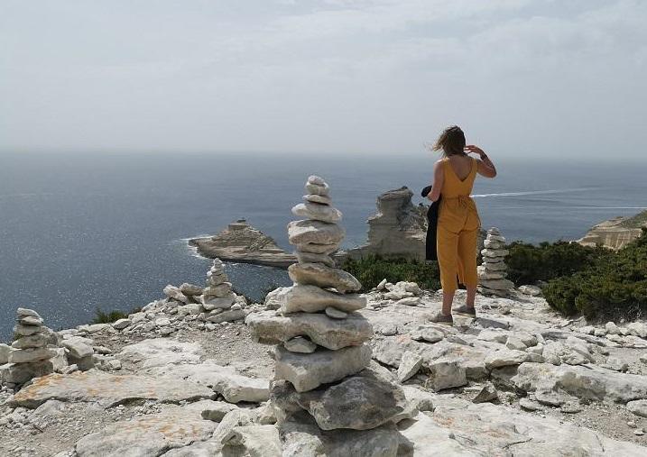 randonnée de campu Romanilu à Bonifacio | Corse VTC