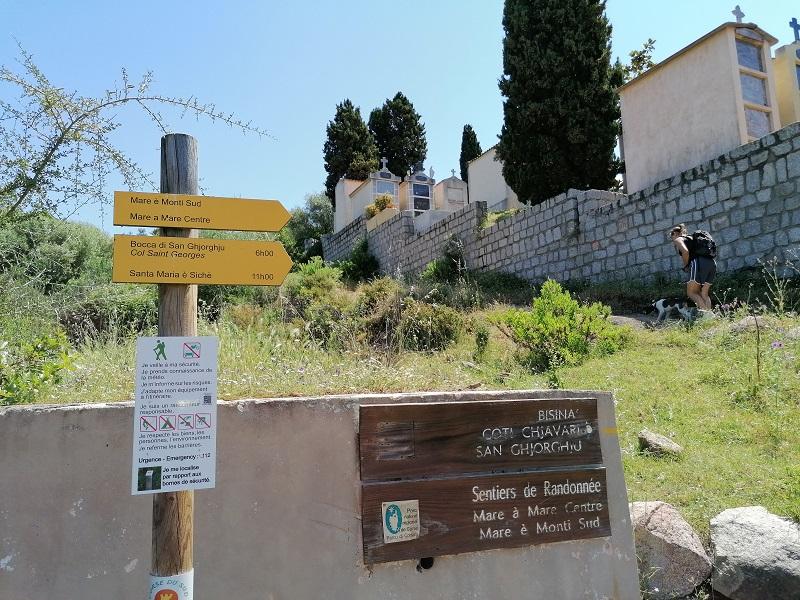 randonnée de la tour de Frassu à Porticcio | Corse VTC