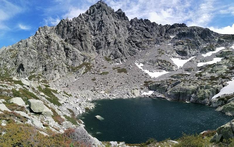 randonnée du grand lac d'Oro par Canaglia | Corse VTC