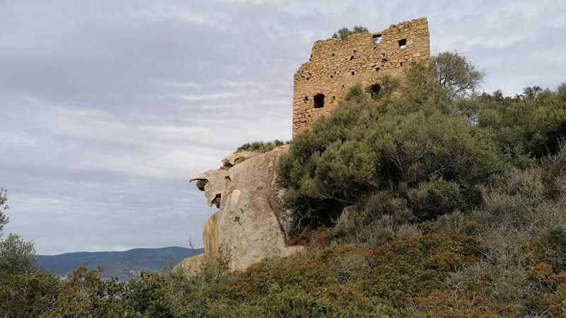 Randonnée Porto   Corse VTC